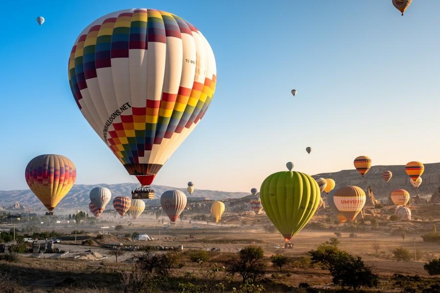 3 days Private Cappadocia tour with balloon flight