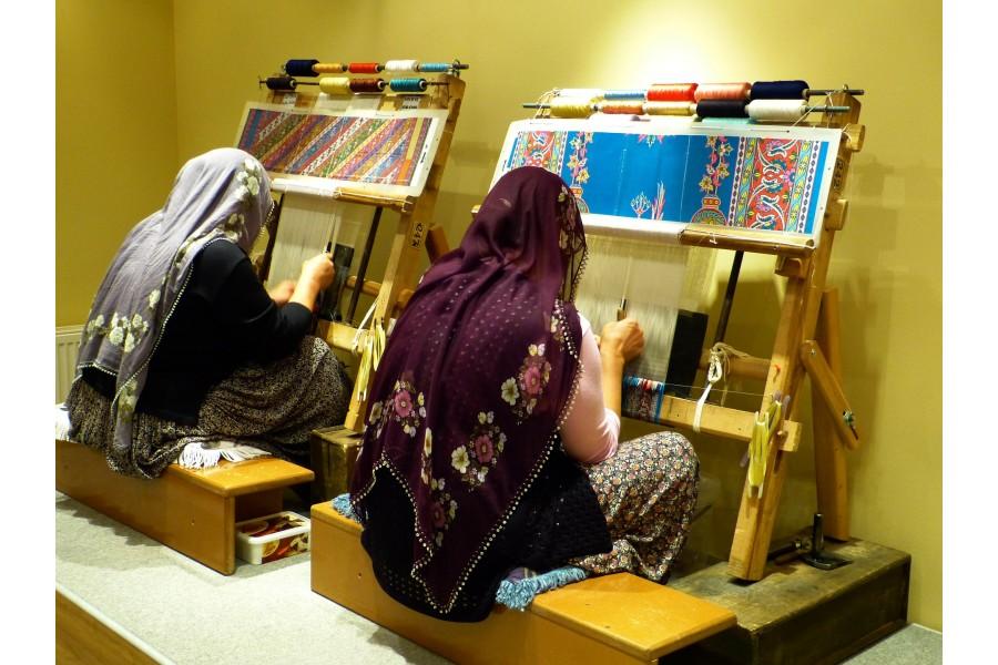 Village life & Carpet weaving tour