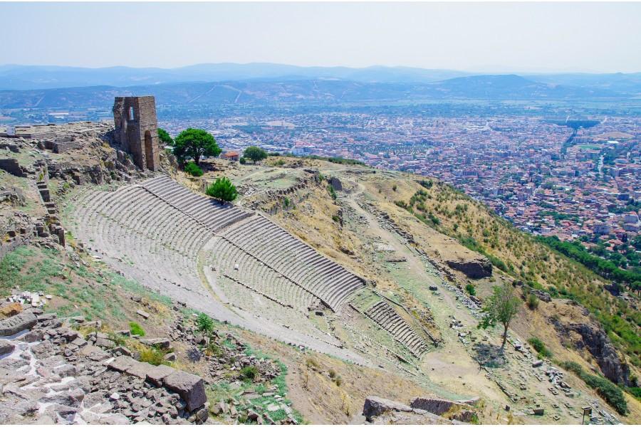 2 days Gallipoli, Troy and Pergamon tour