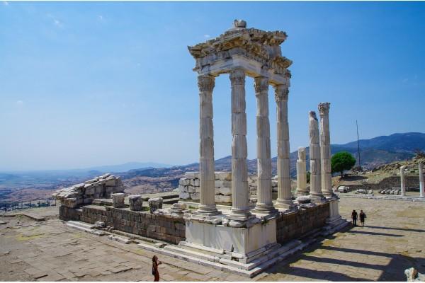 Pergamon, Troy, Gallipoli tour (2 days)