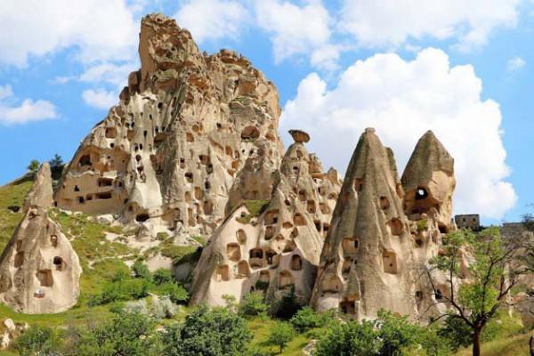 Private Cappadocia tour with balloon flight (1 day)
