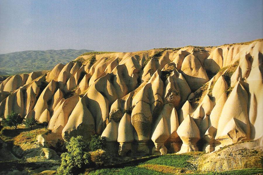 Heritage Cappadocia tour