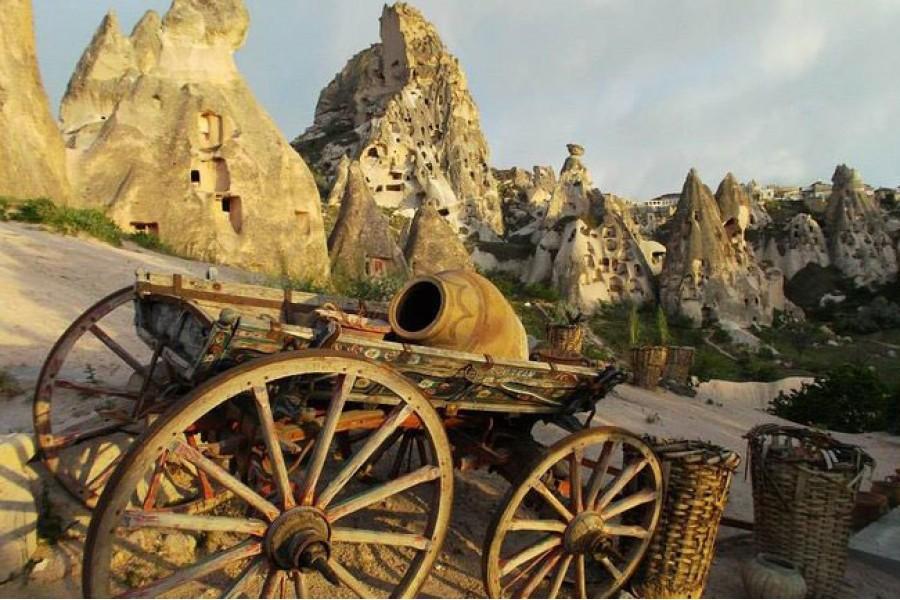 1 day Private Cappadocia tour