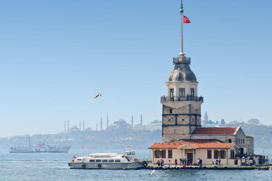 Half day Bosphorus cruise & Spice Bazaar (morning)