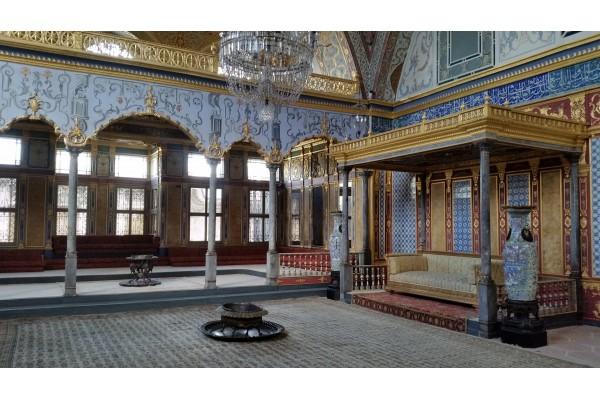 Half day Ottoman relics tour
