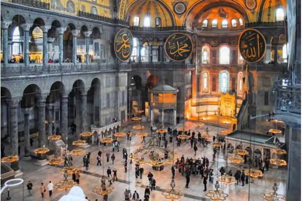 Half day Byzantine relics tour
