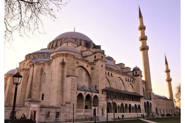 Ottoman architecture tour