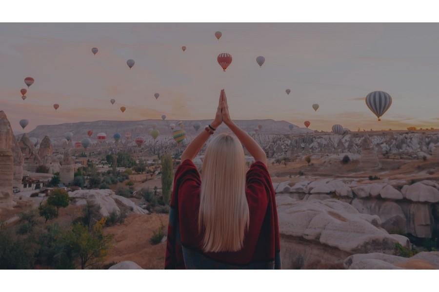 Balloon spotting tour